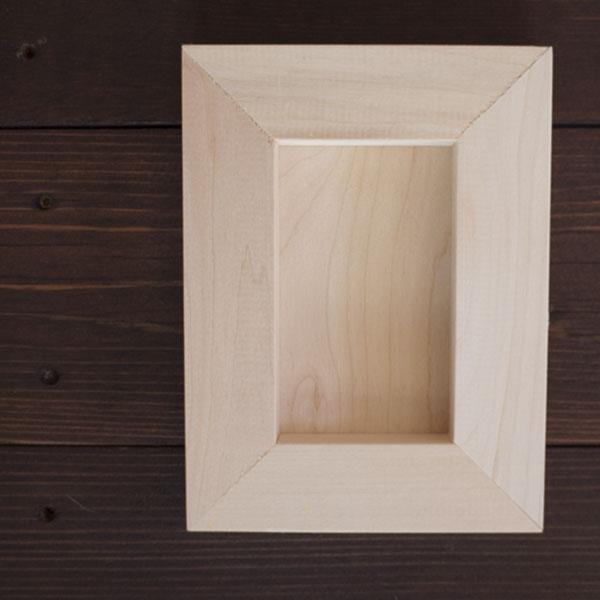 Wood Panel Back