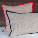 Inspirational Pillows - Actions - by Suzanne Harrison Home
