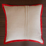 Inspirational Pillows - Qualities - Back Side - by Suzanne Harrison Home