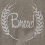 Natural Linen Bread Bag Image